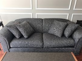 Beautiful Contemporary Carter Couch