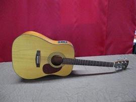 Cort Aucoustic Electric Guitar