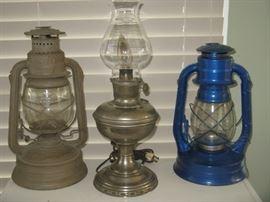 Aladdin, Deitz & Feyerhand Nier Keroscene Lanterns