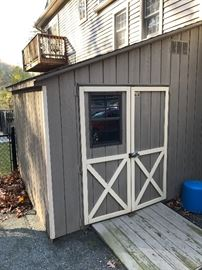 Removable Shed for Sale
