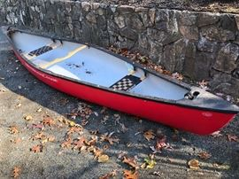 Mad River Canoe, original price tag still on, sold for $799.00 original price, much less now
