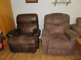 Two Lift Recliners