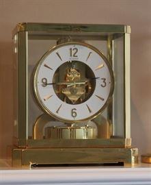 Jaeger-LeCoutre Atmos clock