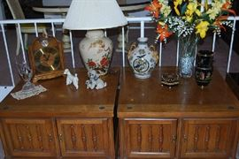End Tables, Collectibles