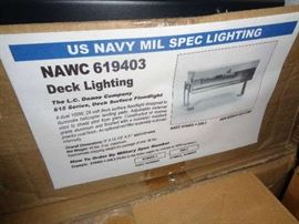 Military Spec Lighting NAWC 619403