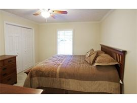 Mission-style 3 piece queen bedroom suite as pictured (includes linens) for ONLY $775