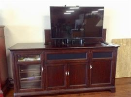 Hooker Lift TV console (Sony)  new