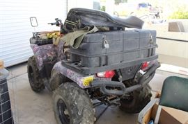 Polaris Sportsman Twin
