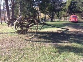 McCormick Deering plow