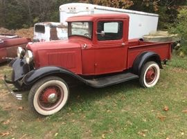 1932 Ford pick up. Not running