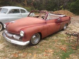 1951 Mercury cov.  Running
