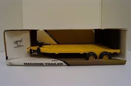 ERTL John Deere Machine Trailer with Tandem,front ...