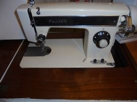 Commercial Allyn sewing machine. (Sews leather)