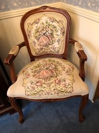 Lovely French arm chair
