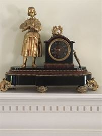 Mantel Clock !