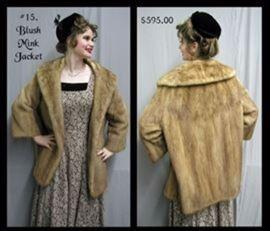7. Blush Mink Jacket - $595.00