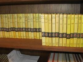 Full set of Nancy Drew