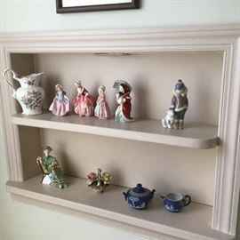 Royal Doulton Miss Goody Two Shoes and more