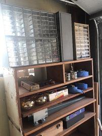 Tool storage....