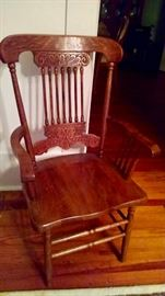 Awesome antique chair