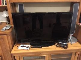 Nice Flat screen Samsung TV
