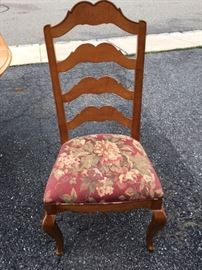 One of six Ethan Chairs