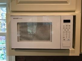 Microwave in good condition