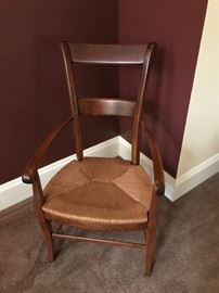 Chair from dining room suite