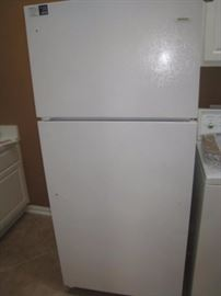 Nice extra fridge.  Very clean