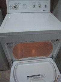 Washer and Dryer..excellent cond.