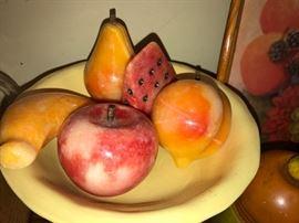 Marble fruit