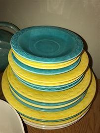 Retro dishes