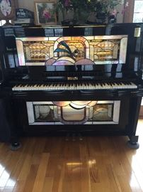 Muzelle Player Piano in perfect working order