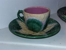 Cauliflower Cup & Saucer