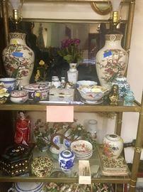 Porcelain collectibles