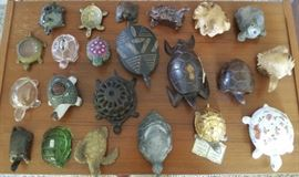 HPT003 Lucky Turtle Figurines Lot #1