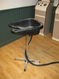Portable salon sink