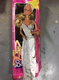 Large vintage Barbie
