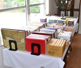 Books of many topics