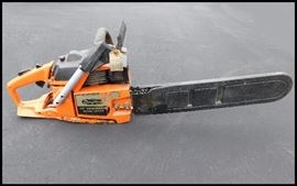 Dayton 18 inch chainsaw - Model 4Z251A made in Chicago