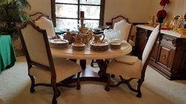Kriess Dining Room Set - Gorgeous!