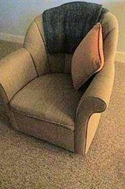long arm chair