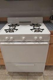long gas stove