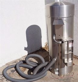 Commercial COIN OPERATED Car Wash Vacuum Cleaner - ...