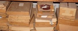 60's 70's Giant Lot of CAR MATS - from Birmingham ...