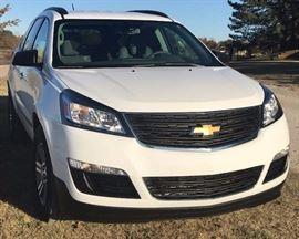2017 Chevrolet Traverse LS SPORT UTILITY 4D FWD - ...