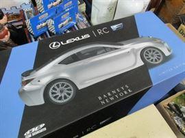 Lexus RC car