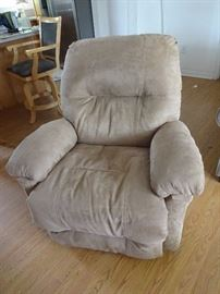 Comfy Oversized Chair - $125