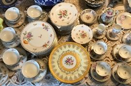 Rosenthal and to Dresden china Sold in categories