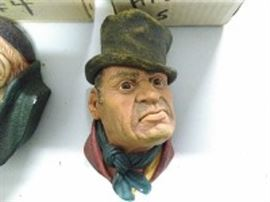 Bossons Collectible Head